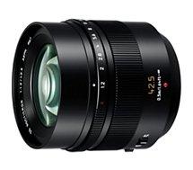 Objectif pour Hybride Panasonic 42,5mm f/1.2 OIS Leica DG Nocticron