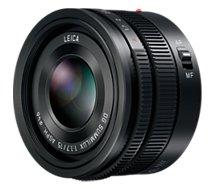 Objectif pour Hybride Panasonic 15mm f/1.7 noir Leica DG Summilux