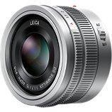 Objectif pour Hybride Panasonic  15mm f/1.7 silver Leica DG Summilux