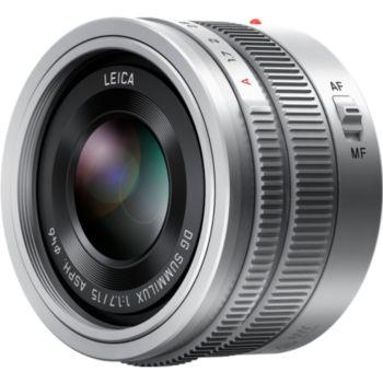 Panasonic 15mm f/1.7 silver Leica DG Summilux