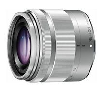 Objectif pour Hybride Panasonic  35-100mm f/4-5.6 silver OIS Lumix G