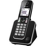 Téléphone sans fil Panasonic  KX-TGD310FRB
