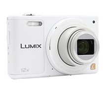 Appareil photo Compact Panasonic DMC-SZ10 Blanc
