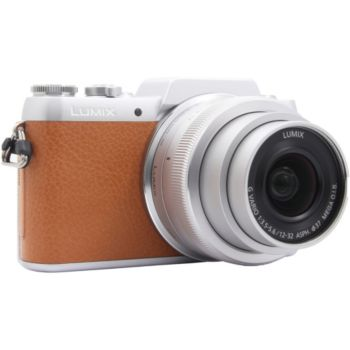 Panasonic Dmc Gf7 Camel 12 32mm Appareil Photo Hybride