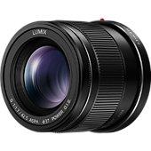 Objectif pour Hybride Panasonic 42,5mm f/1.7 noir Power OIS Lumix G
