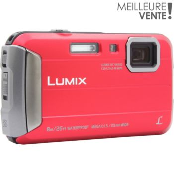 Panasonic DMC-FT30 rouge