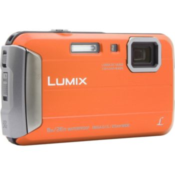 panasonic dmc ft30 orange appareil photo compact boulanger. Black Bedroom Furniture Sets. Home Design Ideas
