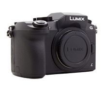 Appareil photo Hybride Panasonic DMC-G7 Noir Nu