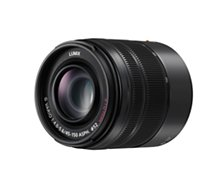 Objectif pour Hybride Panasonic 45-150mm f/4-5.6 noir OIS Lumix G Vario