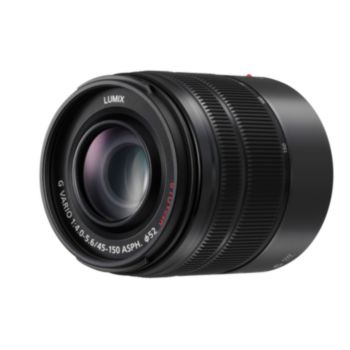 Panasonic 45-150mm f/4-5.6 noir OIS Lumix G Vario