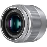 Objectif pour Hybride Panasonic  25mm f/1.7 silver Lumix G