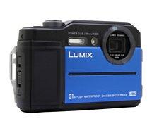 Appareil photo Compact Panasonic DMC-FT7 Bleu