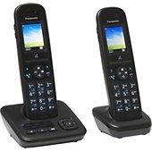 Téléphone sans fil Panasonic KX-TGH722FRB