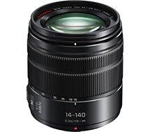 Objectif pour Hybride Panasonic  Objectif 14-140/3.5-5.6 ois micro 4/3 NO