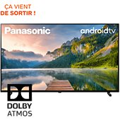 TV LED Panasonic TX-50JX810E