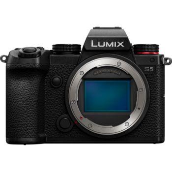 Panasonic Lumix S5 Nu Noir