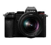 Appareil photo Reflex Panasonic  Lumix S5 Noir + 20-60mm