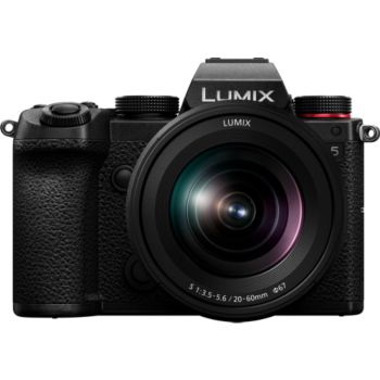 Panasonic Lumix S5 Noir + 20-60mm