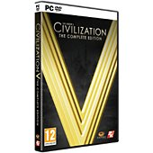 Jeu PC Take 2 Civilization V Complete Edition
