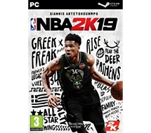 Jeu PC Take 2 NBA 2K19