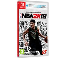 Jeu Switch Take 2 NBA 2K19