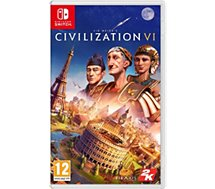 Jeu Switch Take 2 Civilization VI