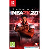 Jeu Switch Take 2 NBA 2K20