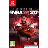 Jeu Switch Take 2 NBA 2K20