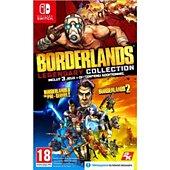 Jeu Switch Take 2 Borderlands Legendary (code en boite)