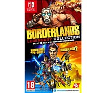 Jeu Switch Take 2  Borderlands Legendary (code en boite)