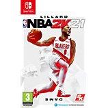 Jeu Switch Take 2  NBA 2K21 STANDARD