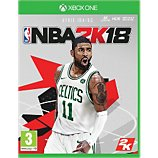 Jeu Xbox One Take 2  NBA 2K18