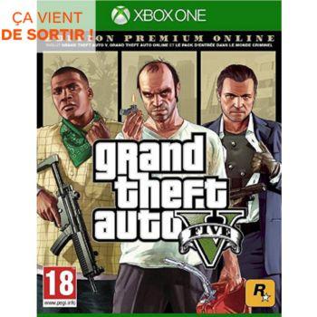 Rockstar Games GTA V Edition Premium
