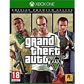Jeu Xbox One Rockstar Games GTA V Edition Premium