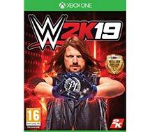 Jeu Xbox One Take 2 WWE 2K19