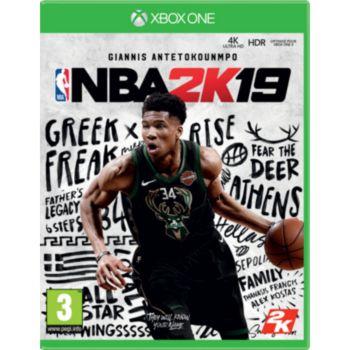 Take 2 NBA 2K19