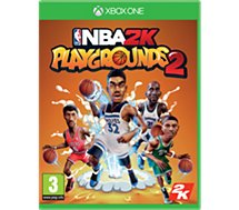 Jeu Xbox One Take 2  NBA 2K Playgrounds 2