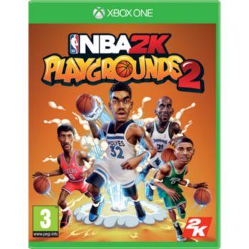 Take 2 NBA 2K Playgrounds 2