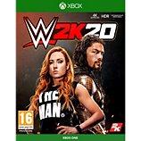 Jeu Xbox One Take 2 WWE 2K20