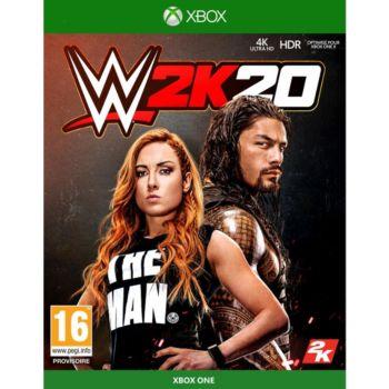 Take 2 WWE 2K20