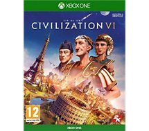 Jeu Xbox One Take 2  Civilization VI