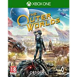 Jeu Xbox One Take 2  The Outer Worlds