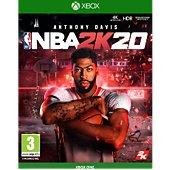 Jeu Xbox One Take 2 NBA 2K20