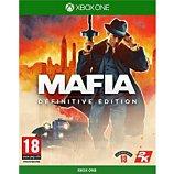 Jeu Xbox One Take 2  MAFIA DEFINITIVE EDITION