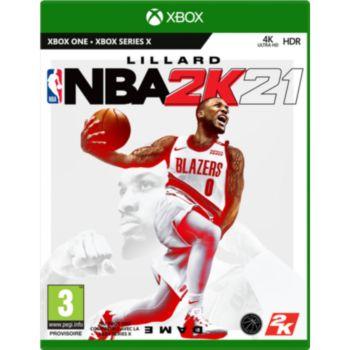 Take 2 NBA 2K21 STANDARD X