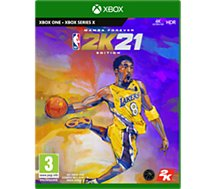 Jeu Xbox One Take 2  NBA 2K21 MAMBA FOREVER