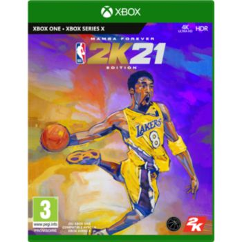Take 2 NBA 2K21 MAMBA FOREVER