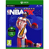 Jeu Xbox Take 2  NBA 2K21 STANDARD Séries