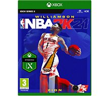 Jeu Xbox Take 2  NBA 2K21 STANDARD