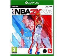 Jeu Xbox One Take 2  NBA 2K22 STANDARD
